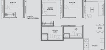 kopar-at-newton-2-rm-deluxe-floor-plan-type-2d1b-singapore