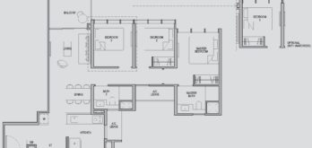 kopar-at-newton-3-rm-classic-floor-plan-type-3c1-singapore