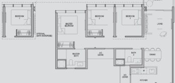 kopar-at-newton-3-rm-classic-floor-plan-type-3c2-singapore