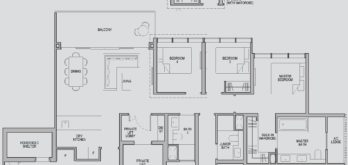kopar-at-newton-4-rm-deluxe-floor-plan-type-4d2a-singapore